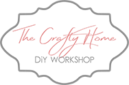 The Crafty Home DIY Logo